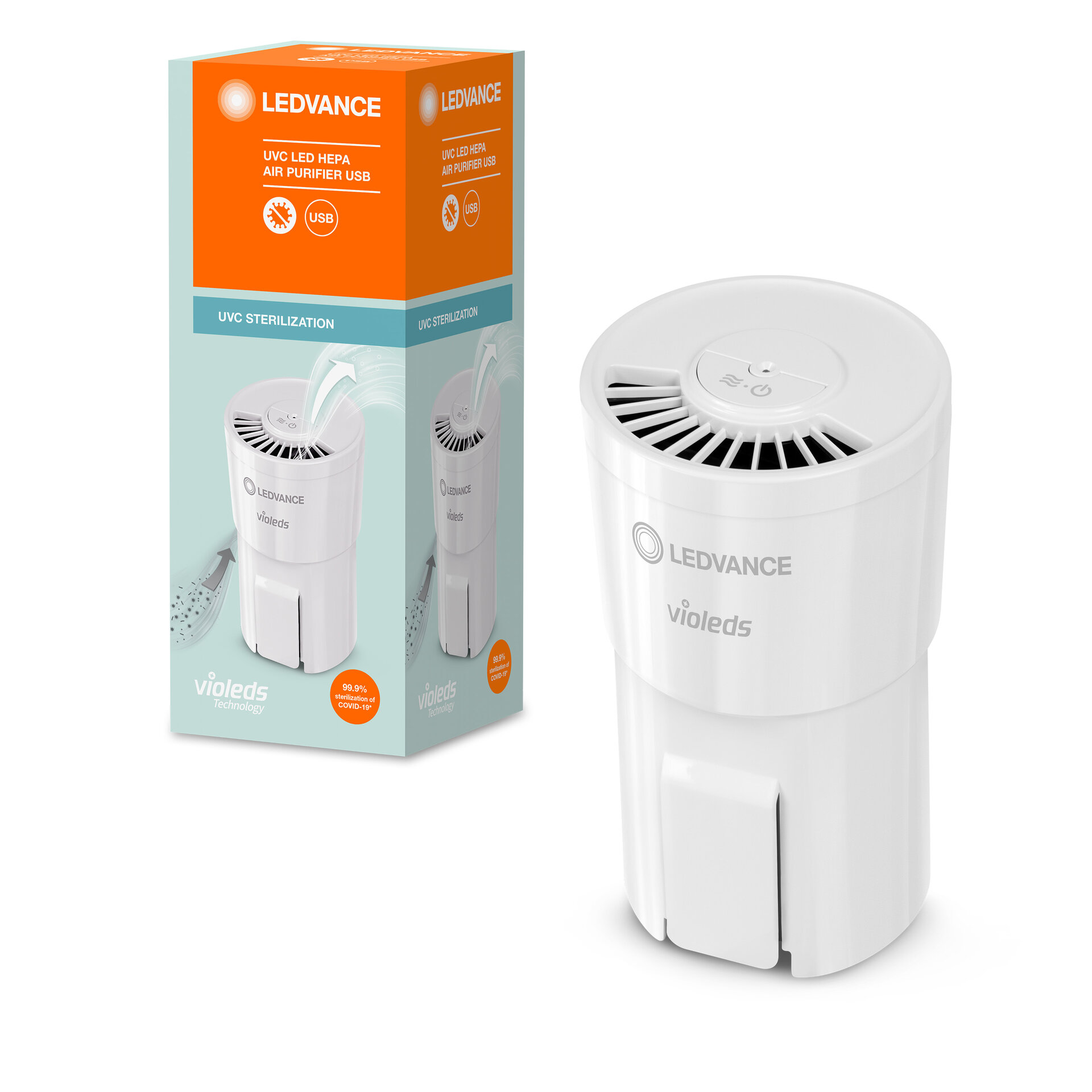 UV-C HEPA Air Purifier